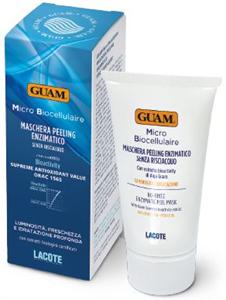 GUAM Micro Biocellulaire Enzimes Hámlasztó Maszk
