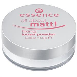 Essence All About Matt Fixing Loose Púder (régi)