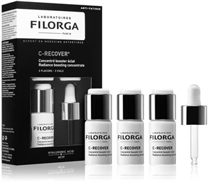 Filorga C-Recover Anti-Fatigue Radiance Concentrate 3 Vials