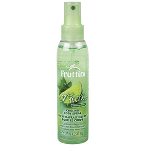 Fruttini Lime Mint Cooling Body Spray
