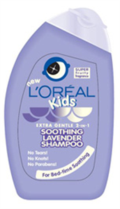 L'Oreal Kids Soothing Lavender Sampon