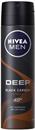 Nivea Men Deep Black Carbon Espresso Deo Spray