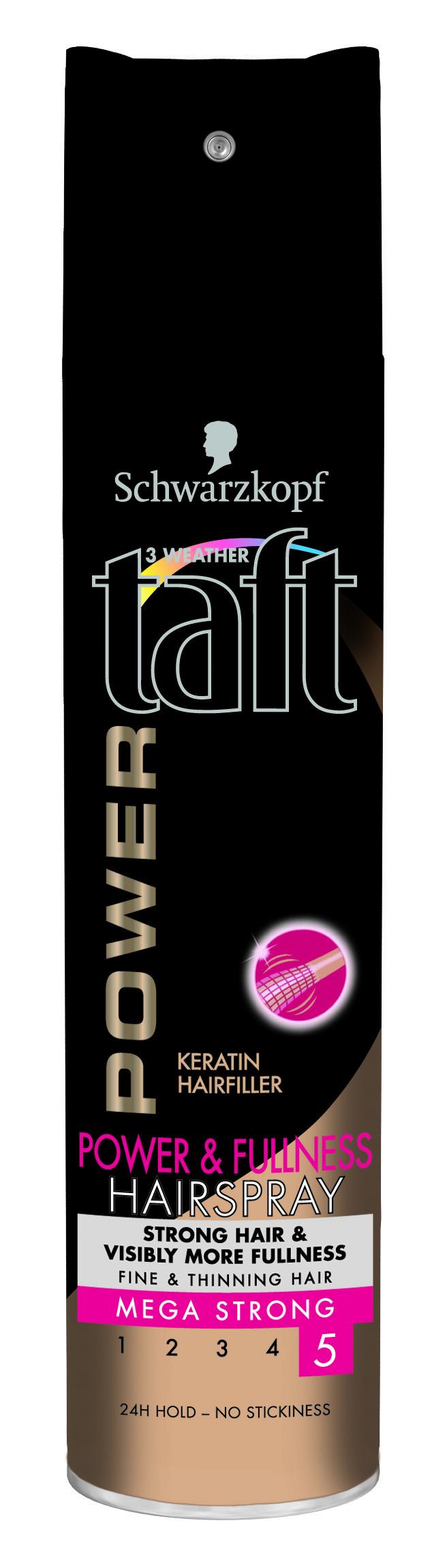 Taft Power Amp Fullness Hajlakk