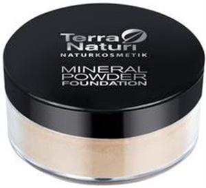 Terra Naturi Mineral Powder Foundation