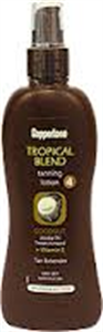 Coppertone Tropical Blend Tanning Lotion