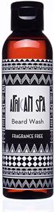 African Spa Beard Wash Fragrance Free