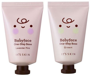 It's Skin Babyface One Step Base