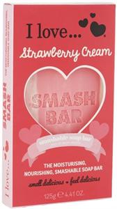 I love... Strawberry Cream Smashable Soap Bar
