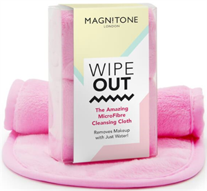 Magnitone London WipeOut! The Amazing MicroFibre Cleansing Cloth