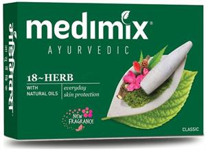 Medimix Ayurvedic 18-Herb Szappan