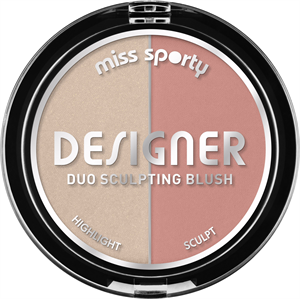 Miss Sporty Designer Duo Sculpting Blush