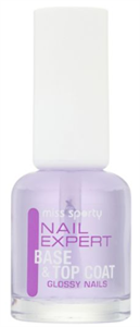 Miss Sporty Nail Expert Base & Top Coat