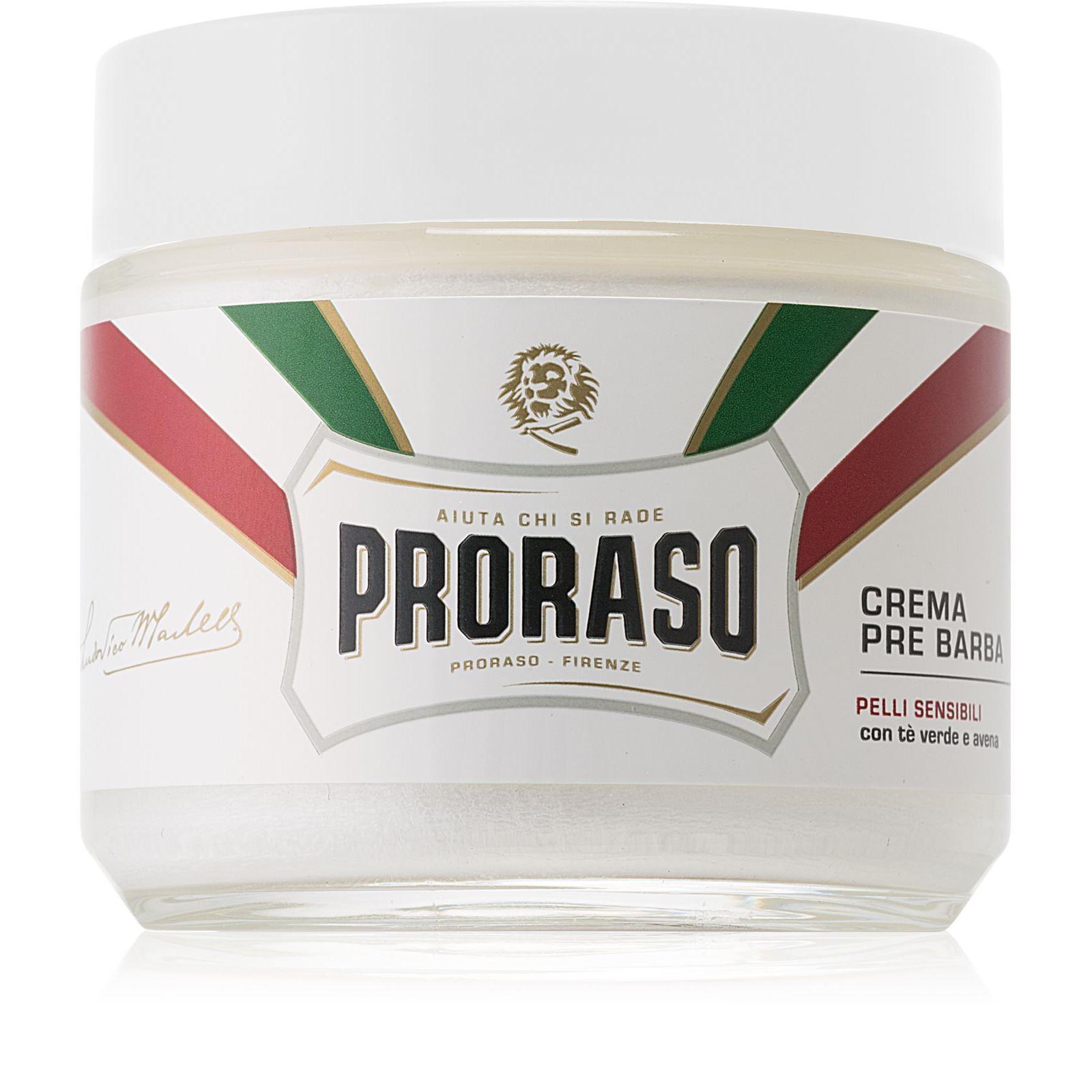 Proraso Pre-Shave Krém Érzékeny Bőrre