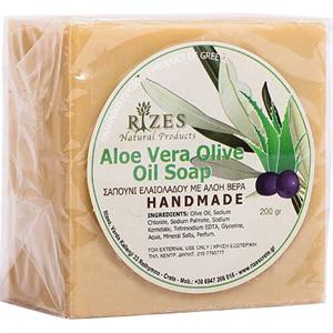 Rizes Crete Aloe Vera Olive Oil Soap