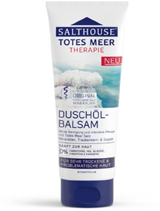 Salthouse Totes Meer Therapie Duschöl Balsam