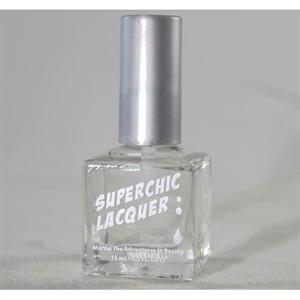 Superchic Lacquer Marvel Liquid Macro Quick Dry Ultra Gloss Top Coat