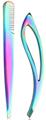 eBay Szivárvány Szemöldökformázó Csipesz és Fésű