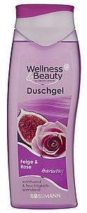 Wellness & Beauty Tusfürdő Füge és Rózsa