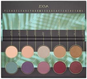 Zoeva Offline Eyeshadow Palette