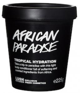 Lush African Paradise Testkondicionáló
