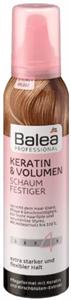 Balea Volumennövelő Hajhab Keratinnal és Cseresznyevirág-Kivonattal