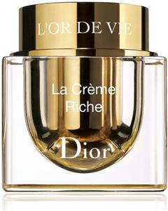 Dior L'or De Vie Le La Crème Riche