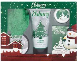 Elsbury Spa Candy Apple Fürdősó