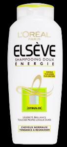 Elséve Energy Sampon