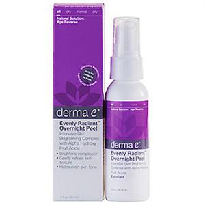 Derma E Evenly Radiant Overnight Peel