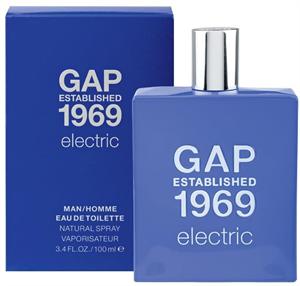 Gap Established 1969 Electric EDT