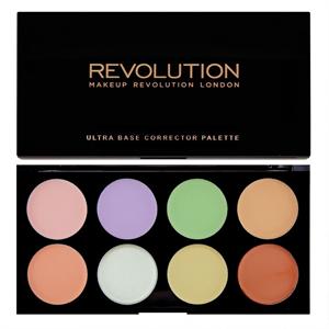 MakeUp Revolution Ultra Base Színkorrektor Paletta