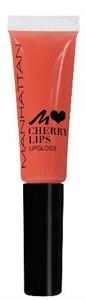 Manhattan M♥ Cherry Lips Csillogó Szájfény