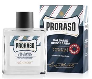 Proraso Aftershave Balm With Aloe & Vitamin E