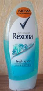 Rexona Fresh Spirit Tusfürdő