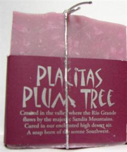 Sandia Placitas Plum Tree Szappan