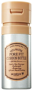Skinfood Pore Fit Cushion Bottle SPF50+ / PA+++
