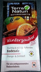 Terra Naturi Badesalz Winterzauber