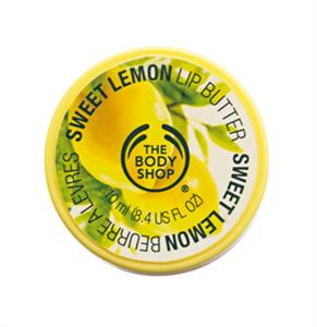 The Body Shop Sweet Lemon Ajakápoló