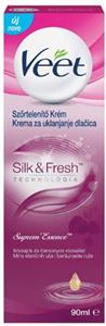 Veet Szőrtelenítő Krém Silk & Fresh Suprem Essence