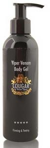 Cougar Viper Venom Feszesítő Testápoló Gél