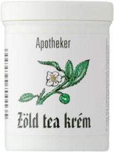Apotheker Zöld Tea Krém