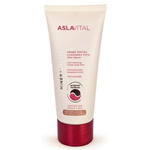 Farmec Aslavital Face Cleaning Cream
