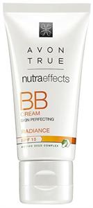 Avon True NutraEffects Ragyogást Kölcsönző BB Krém SPF15