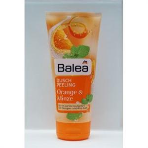 Balea Dusch Peeling Orange & Minze