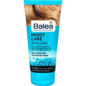 Balea Professional Moist Care Hidratáló Balzsam Keratinnal és Hialuronsavval