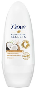 Dove Nourishing Secrets Coconut & Jasmin Flower Golyós Deo