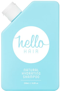 Hello Hair Natural Hydrating Shampoo
