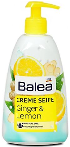 Balea Creme Seife Ginger & Lemon