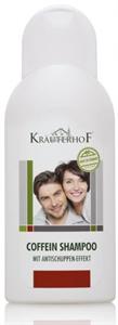 Kräuterhof Koffein Sampon Korpásodás és Hajhullás Ellen