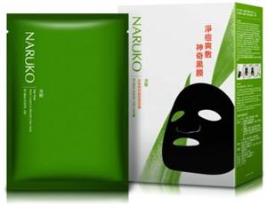 Narüko Bőrnyugtató Fátyolmaszk Teafa Olajjal Problémás Bőrre